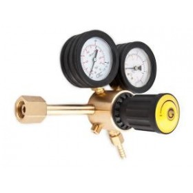 Regulador presión varios gases