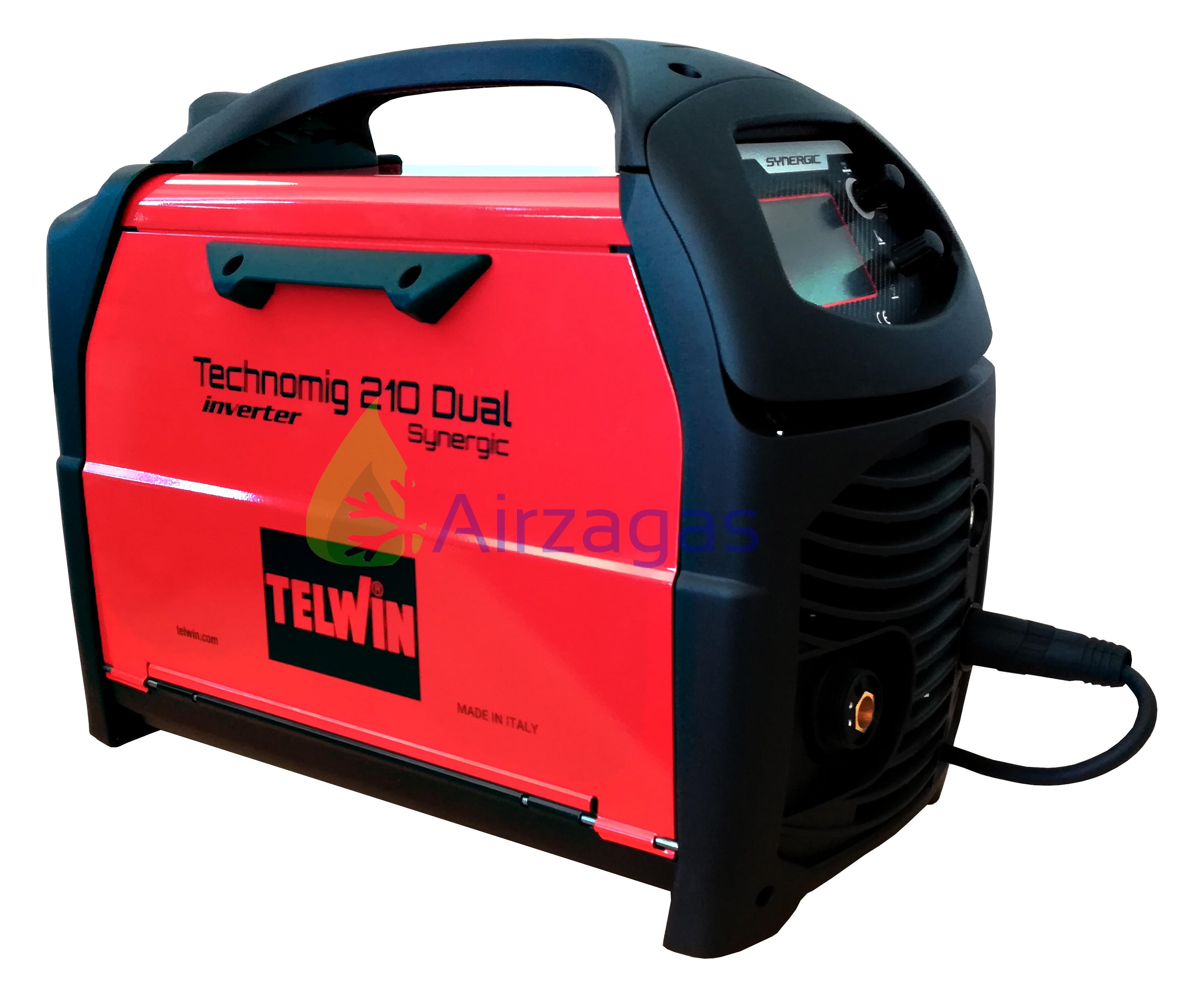 TELWIN NUEVA TECHNOMIG 210 DUAL SYNERGIC