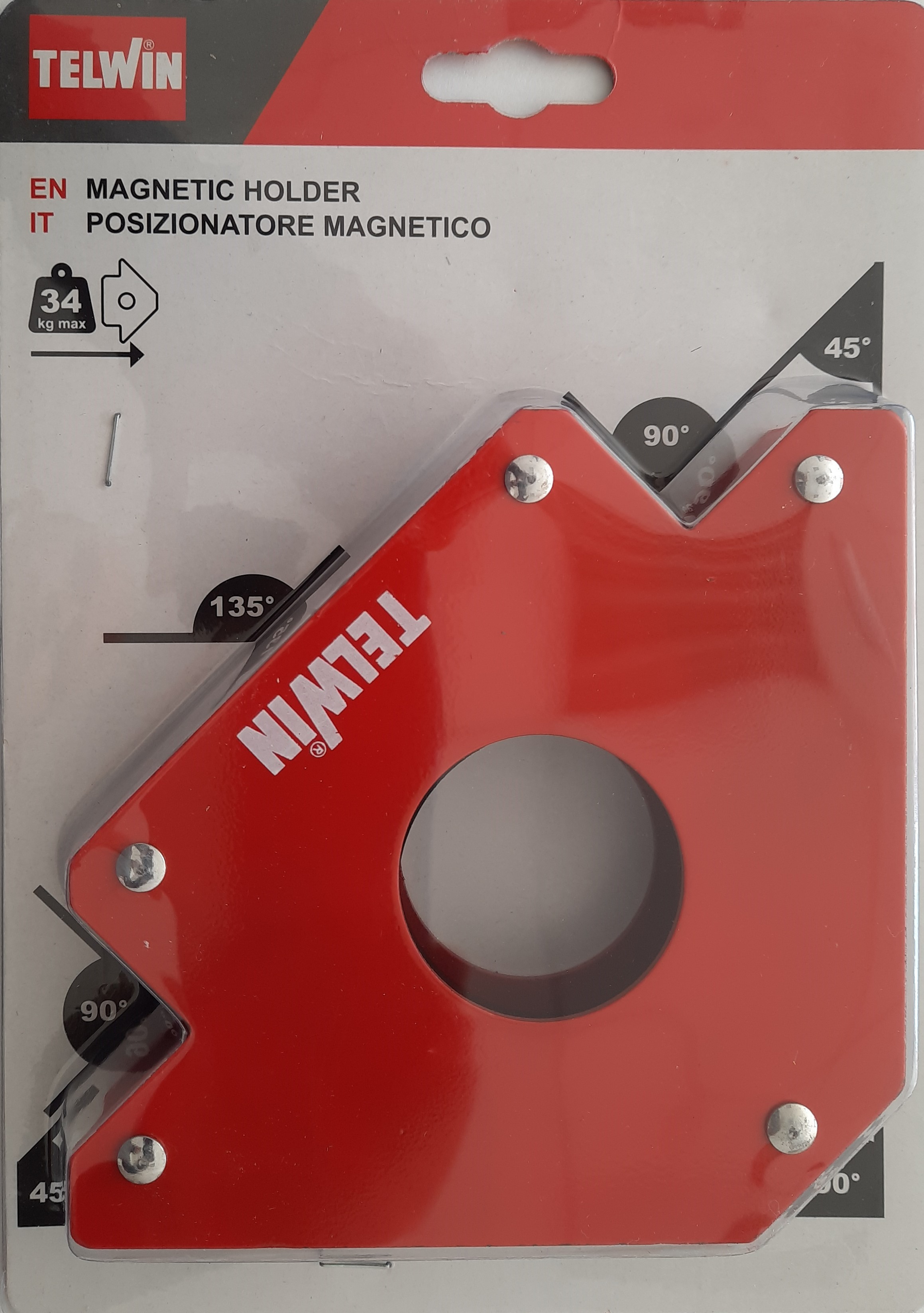 Posicionador magnético 34 kg